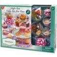 Playgo Hohes Tee- und Kuchen-Set 28-teilig