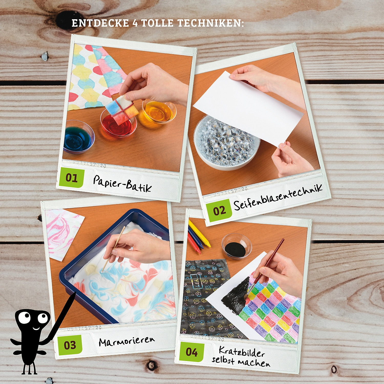 Kosmos Bastelbox Papier-Design