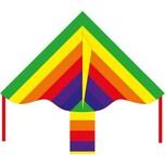 HQ Ecoline: Simple Flyer Rainbow 85cm