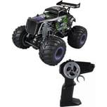 Amewi Crazy Hot Rod Monster Truck 1:16 RTR schwarz