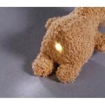Nici LED-Plüsch-Handtaschenlicht Lama Luis 9 cm 44784