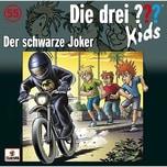 CD Die drei ??? Kids 55 Der schwarze Joker