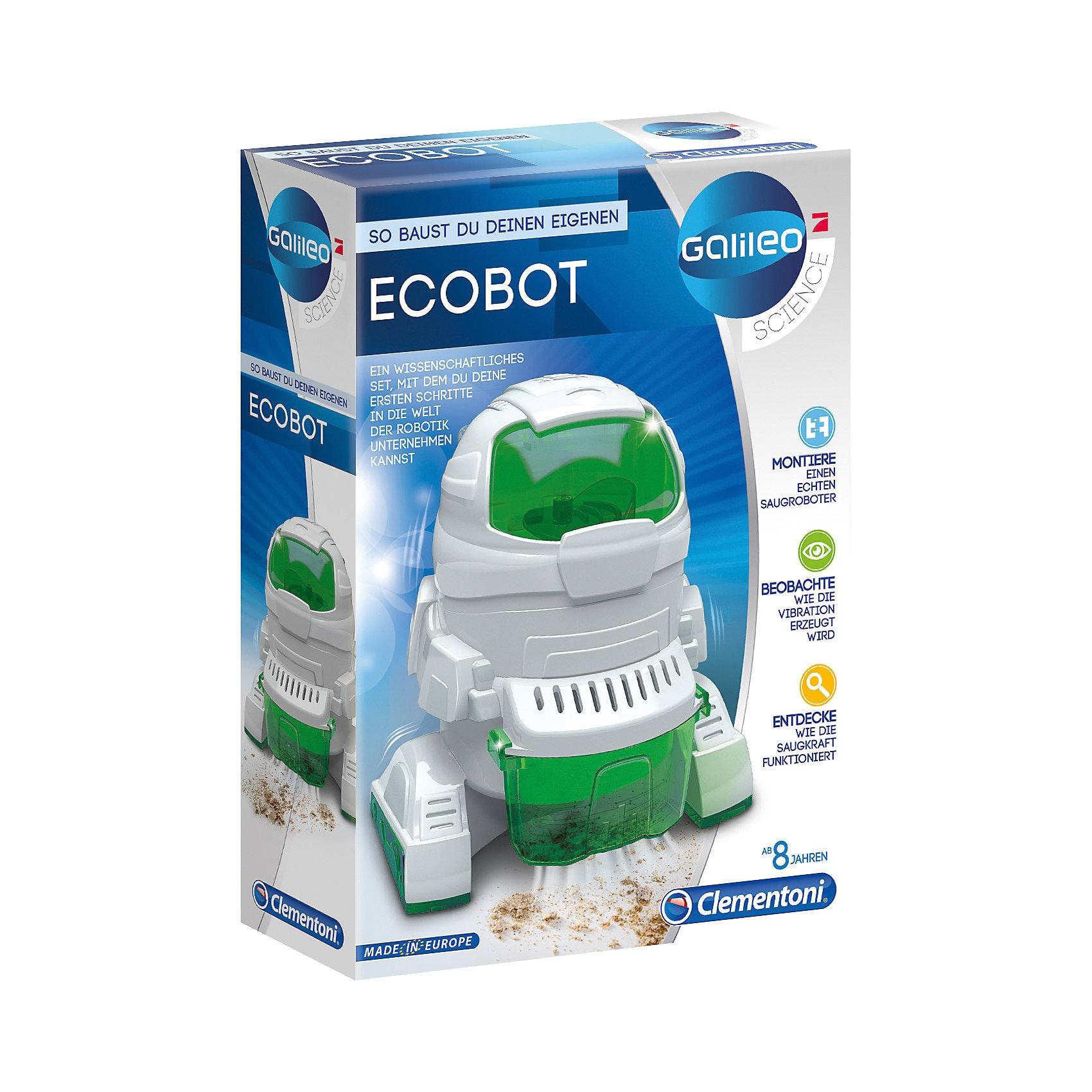 Clementoni Galileo Ecobot