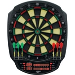 Carromco Elektronik dartboard Striker-401 mit Adapter 3-Loch Abstand