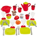 écoiffier Dinner-Set Box Spielgeschirr
