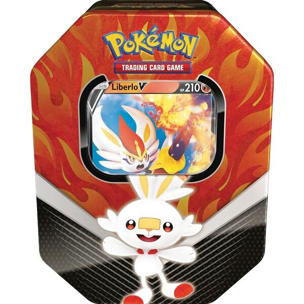 Amigo Pokémon Tin 83