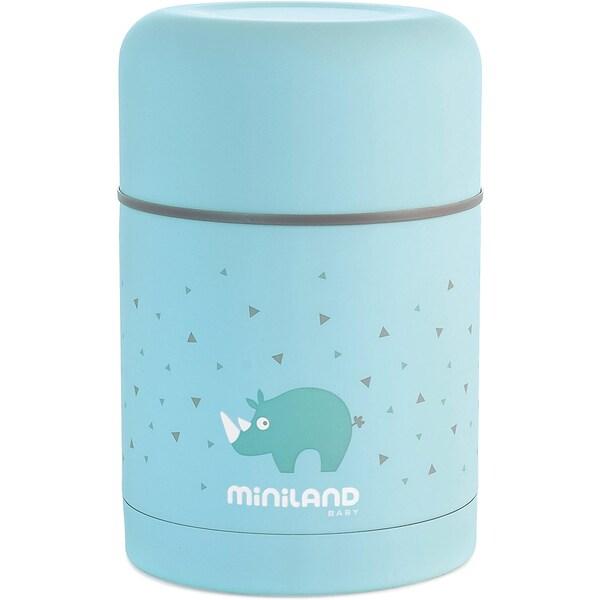 Miniland Thermobehälter Silky Thermo Food 600ml blau