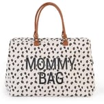 Childhome Wickeltasche Mommy Bag Leopard Canvas
