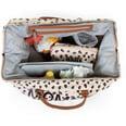 Childhome Wickeltasche Mommy Bag Leopard Canvas