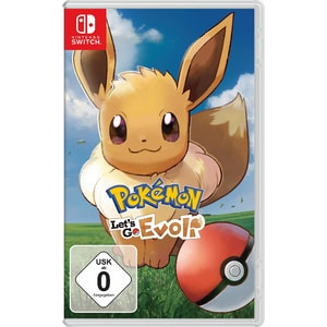 Nintendo Switch PokémonLet'S Go Evoli !