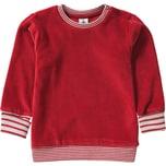 Leela Cotton Baby Sweatshirt aus Nicky Velours Organic Cotton