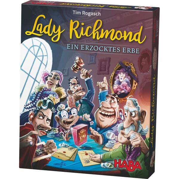 Haba Lady Richmond Ein erzocktes Erbe