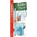 STABILO Bleistift EASYgraph Start Set Rechtshänder blau 3-tlg.