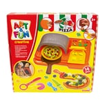 Simba Art Fun Knetset im Pizzakarton