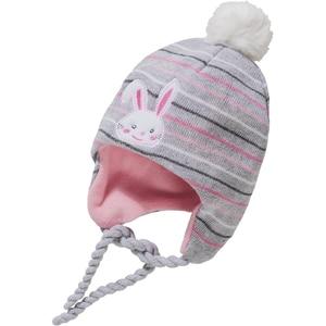 YO! Baby Bommelmütze für Mädchen
