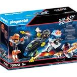 Playmobil 70020 Galaxy Police-Bike