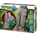 Wrebbit Wrebbit 3D Puzzle 975 Teile Empire State Building