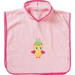 Playshoes Frottee-Poncho Eule