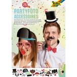 Folia Partyfoto Accessoires 80-tlg.