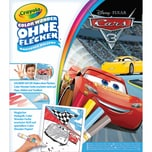 Crayola Color Wonder Magischer Malspaß - Cars 3