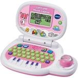 VTech Lerncomputer Lern und Musik Laptop weiß/pink