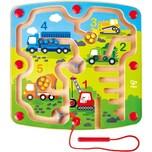 Hape Baufahrzeuge- Labyrinth