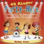 CD Kiddy Club 40 Kinder Party Hits