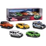 Majorette SUV 5 pcs Giftpack