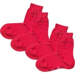 FALKE Kinder Socken Doppelpack Logo