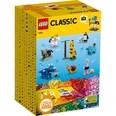 LEGO 11011 Classic LEGO Bausteine Spaß mit Tieren