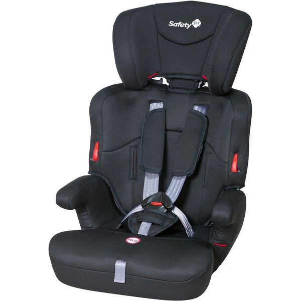Safety 1st Auto-Kindersitz Ever Safe Full Black 2018