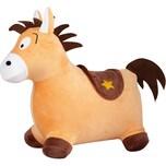 John Fluffy Hop Hop Pony mit Plüschüberzug
