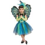 Funny Fashion Kostüm Pfau