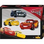 Hama Perlen 7951 Geschenkset Disney Cars 4.000 midi-Perlen und Zubehör