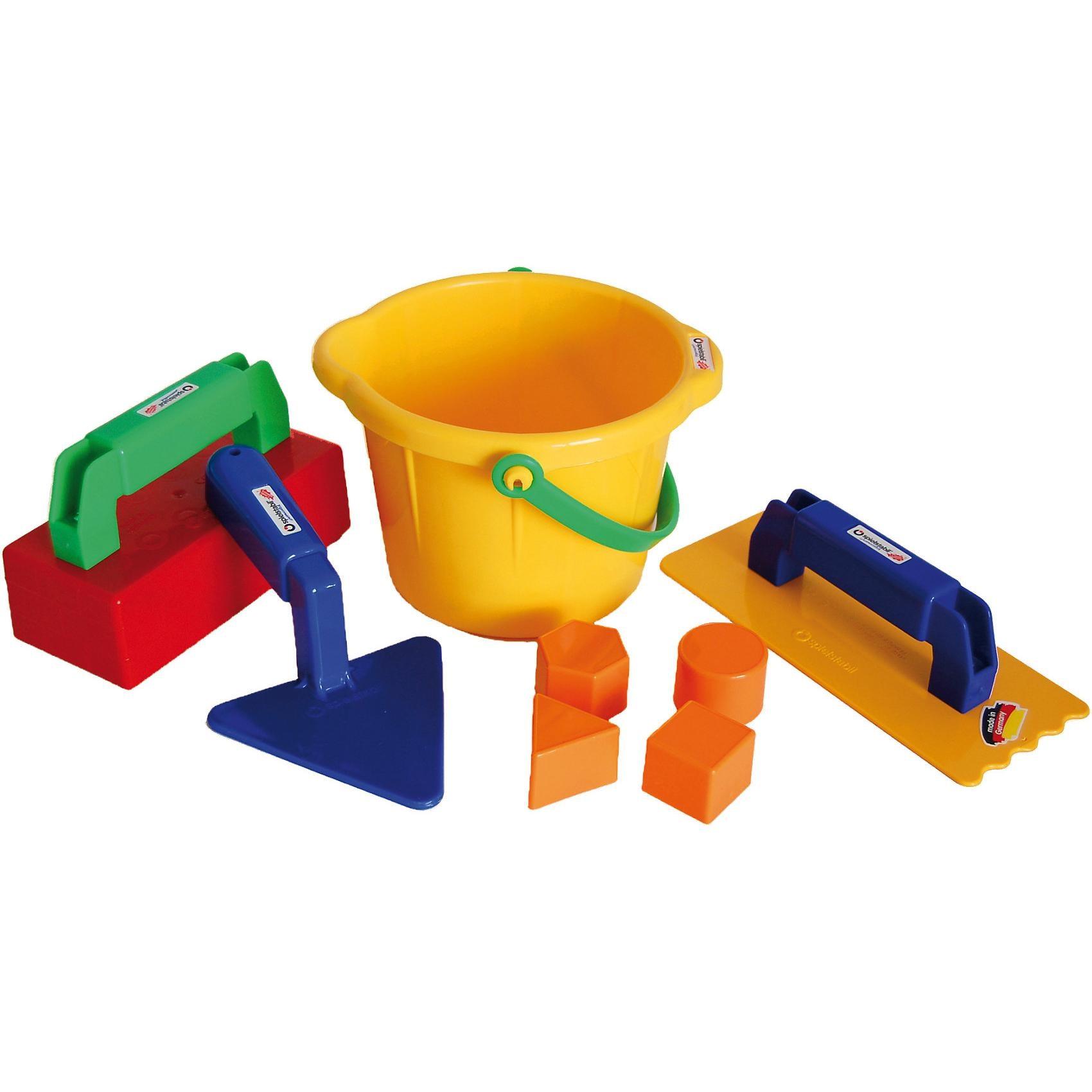 Spielstabil Baumeisterset 8-teilig