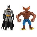 Spin Master Batman 2 Actionfiguren Set Batman und Man-Bat 10cm