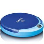 Lenco CD-Player CD-011 blau