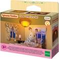 Epoch Traumwiesen Sylvanian Families Innenausstattung Vorhang und Lampe