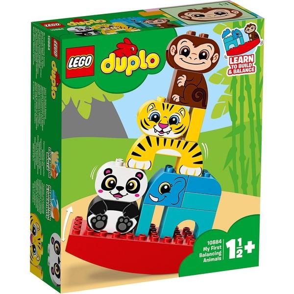 LEGO 10884 Duplo Meine Erste Wippe mit Tieren