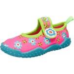 Playshoes Baby Aquaschuhe Mit Uv Schutz Blumen für Mädchen