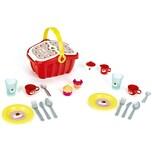 Der Neue Picknickkorb Kommt Mit Zahlreichem Zubehör  Daher. Dazu Zählen Passende Teller, Tassen, Trinkbecher,  Muffins Und Vieles Mehr.  Dieser Schöne Picknickkorb Macht JedenAusflug Zu Einem  Erlebnis.