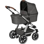 ABC Design Kombi Kinderwagen Viper 4 Diamond asphalt