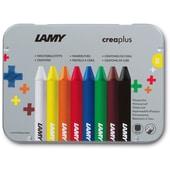 Lamy crea3plus Wachsmalstifte 8 Farben