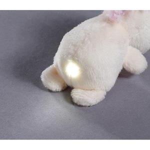 Nici LED-Plüsch-Handtaschenlicht Theodor 9 cm 44777