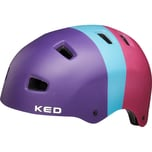 KED Helmsysteme Fahrradhelm 5Forty 3 colors retro rave