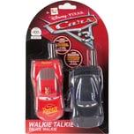 IMC Toys Disney Cars3 McQueen und Jackson Storm Walkie Talkie 2,4 GHZ