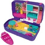 Mattel Polly Pocket Hidden Places Strand Rucksack