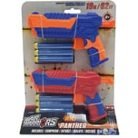 Air Warriors Panther Blaster Doppelpack inkl. 6 Darts