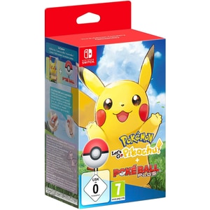 Nintendo Switch PokémonLet'S Go Pikachu! Pokéball Plus
