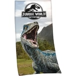 Herding Jurassic World Velourstuch